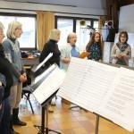 Stage Musique et Découverte avec le Corou de Berra