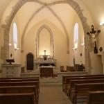L'église de Copponex