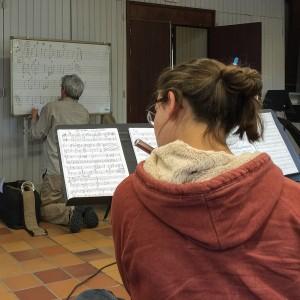 Stage de musique bretonne 1