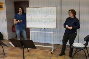 avec Yoann PESENTI et Nicole MOUREY-MOUSSON