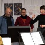 Yves Cerf, Sylvain Fournier et Gergana Kusheva