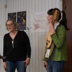 Le chant avec Anne Levet